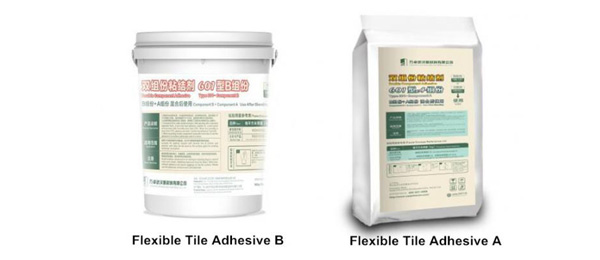 How to install the flexible wall tiles