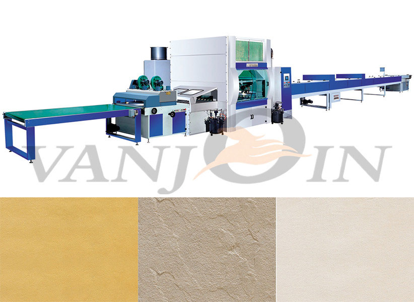 Flexible Tile Machinery