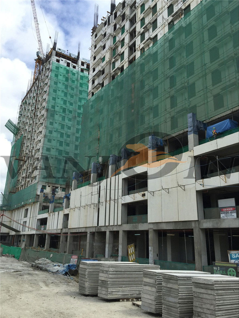 Project in Philippines